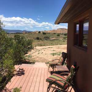Abiquiu Tiny House
