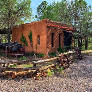 Casita on Sapillo Creek Escape