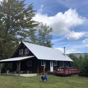 Gail Webster's Remote Cabin