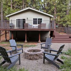 Woodhaven - Arnold Lake Cabin