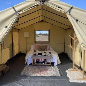 JT Desert Yurt Retreat