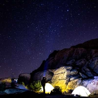 Sheep Pass Campground