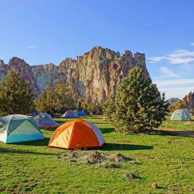 Bivouac Campground