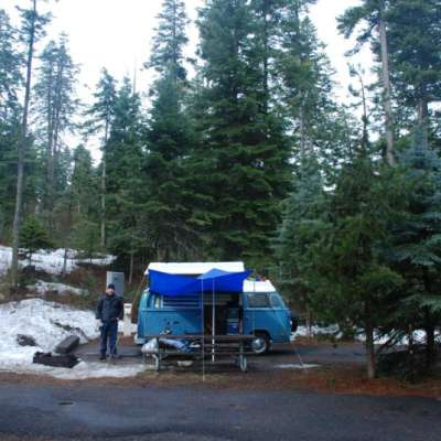 Emigrant Springs Campground