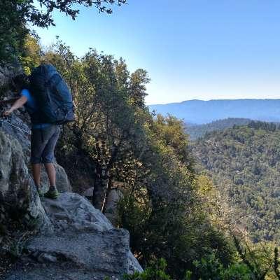 Castle Rock Trail Camp