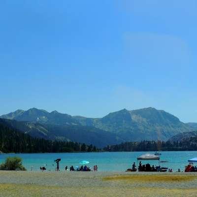 June Lake Campground