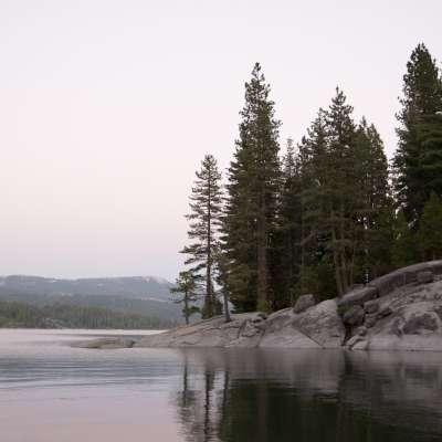Billy Creek, Lower Campground