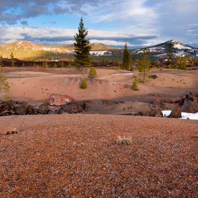 Hat Creek Campground