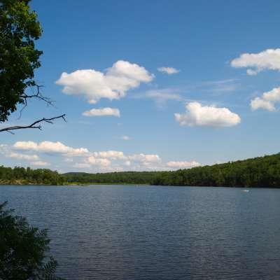 Lake Taghkanic State Park Campground