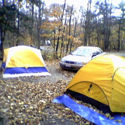 Lakeside Beach State Park Campground