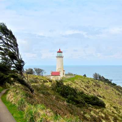 Cape Disappointment Campground