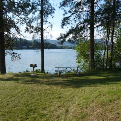 Curlew Lake Campground