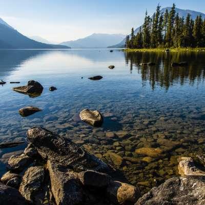 Lake Wenatchee North Campground