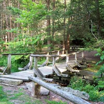 Mashamoquet Brook Campground