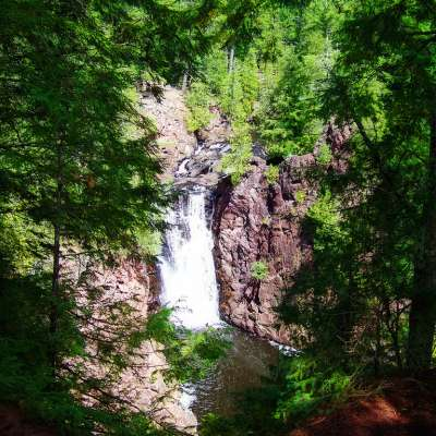Copper Falls Campground