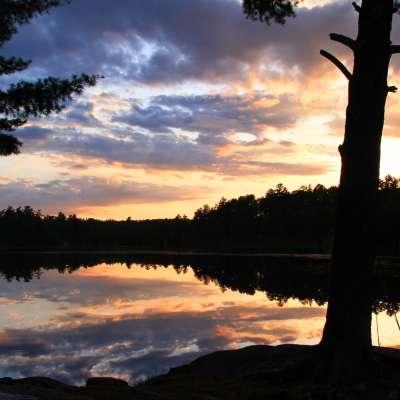 Devil Track Lake Campground