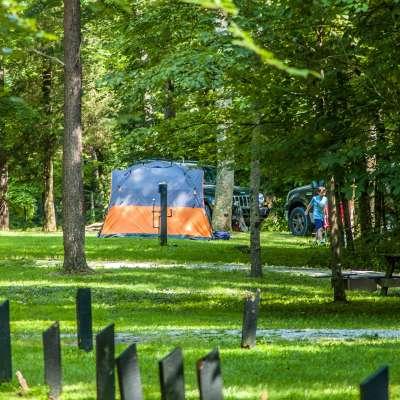 Horse Campground