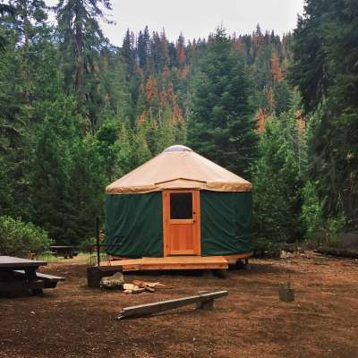 Redwood Meadow Campground