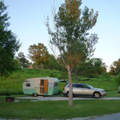 Prairie Rose West Campground