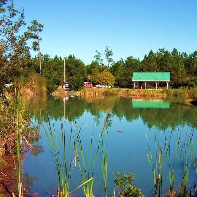 Hellhole Bay Wilderness Campground