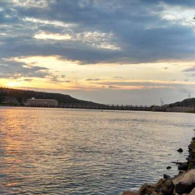 The 20 best camping spots near pettigrew state park north for Kerr lake fishing hot spots