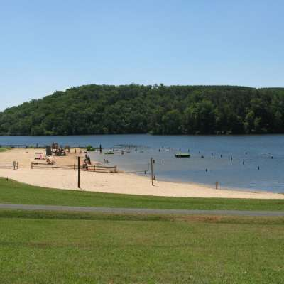 Holliday Lake Campground