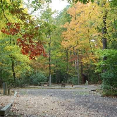 Westmoreland State Park Campground