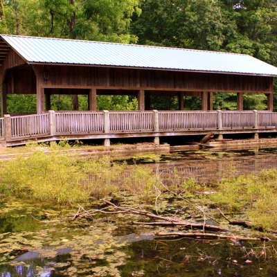 David Crockett Campground