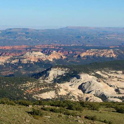 Escalante Petrified Campground