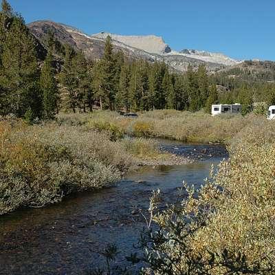Ellery Lake Campground