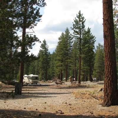 Glass Creek Campground
