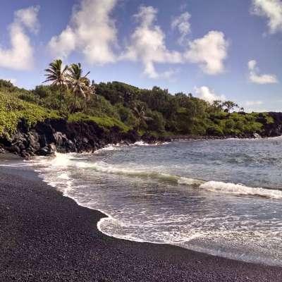 Waiʻānapanapa Campground