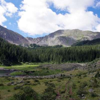 Las Petacas Campground