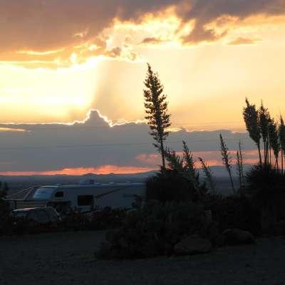 Rockhound State Park Campground