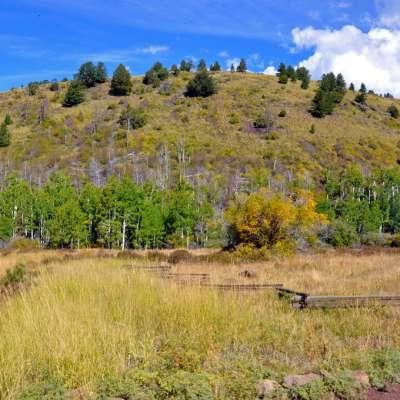 Cinder Hills Off Highway Vehicle Area