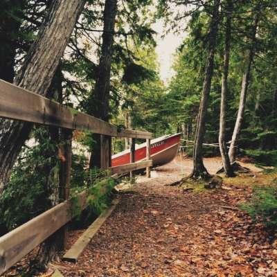 Ninemile Lake Campground