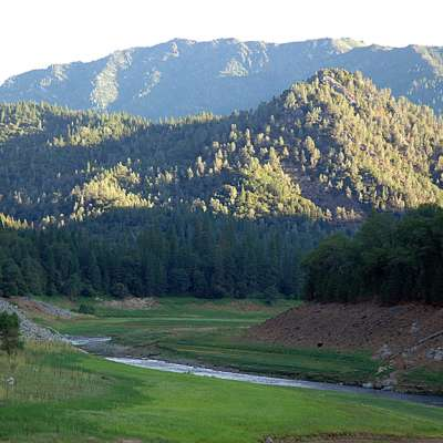 Ellery Creek Campground