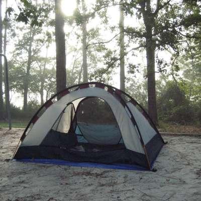 Gordonia-Alatamaha State Park Campground