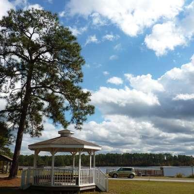 Laura S. Walker State Park Campground