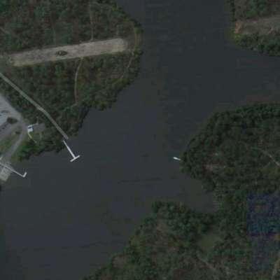 Dodge County Public Fishing Area - Primitive Camping