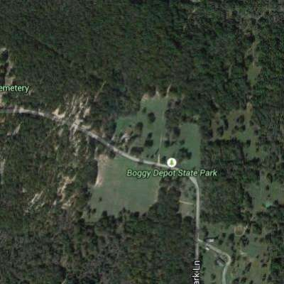 Boggy Depot Campground