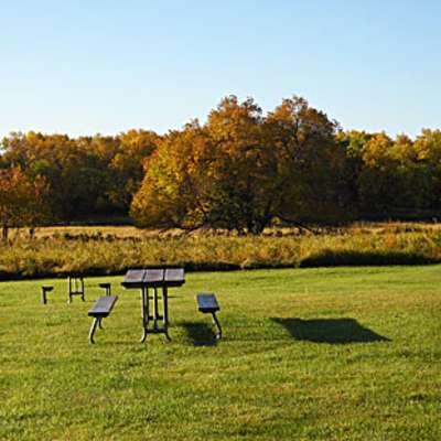 Primitive Campground