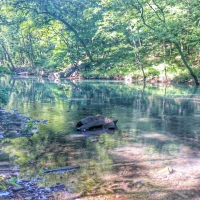 Richland Creek Recreation Area