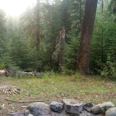 North Fork Catherine Creek Campground