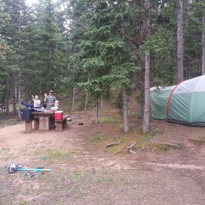 Wye Campground