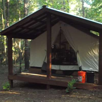 The Cabin Tents