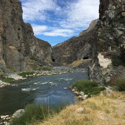 Lower Wind River Campground