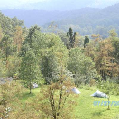 Gauley River Wild & Woolly Primitive Campground