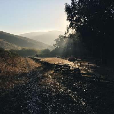 Haypress Campground