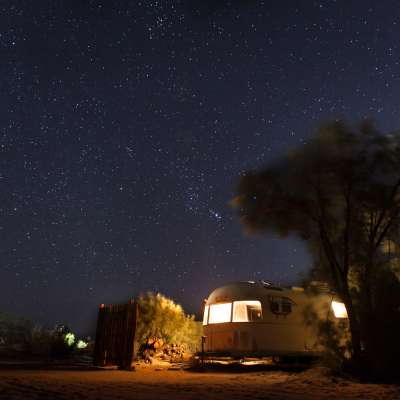 Dream In An Airstream Tonight
